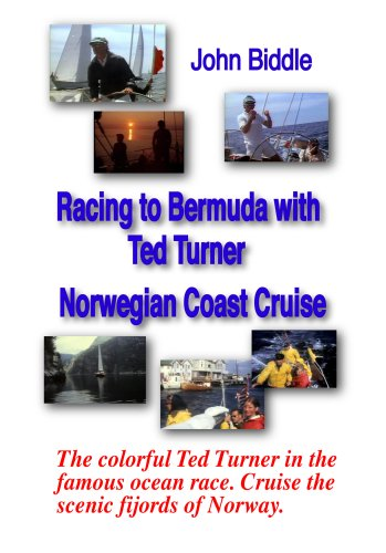 Racing to Bermuda with Ted Turner & Norwegian Coast Cruise