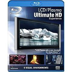 LCD/Plasma Ultimate HD Experience [Blu-ray]