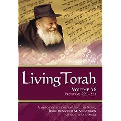 Living Torah Volume 56 Programs 221-224