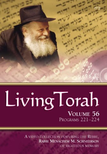 Living Torah Volume 56 Programs 221-224