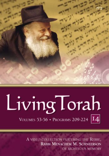 Living Torah Programs 209-224 Binder 14