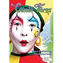 Create FacesTM Face Painting: Masquerade