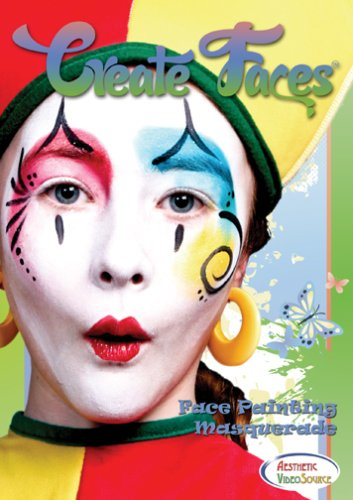 Create FacesTM Face Painting: Masquerade