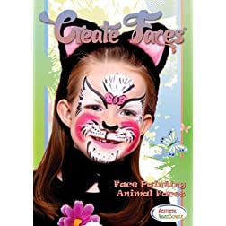 Create FacesTM Face Painting: Animal Faces