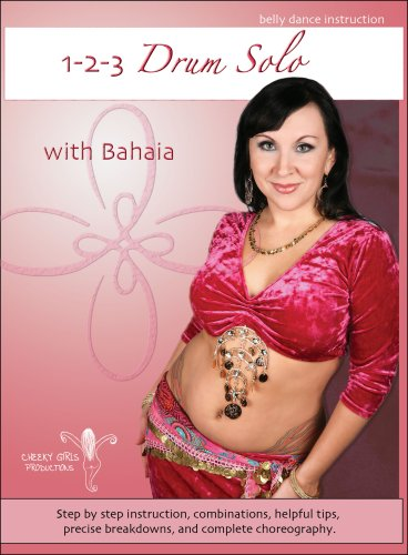 1-2-3 Drum Solo with Bahaia (belly dance)