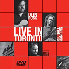 Don Ross, Michael Manring, Andy McKee - Live in Toronto