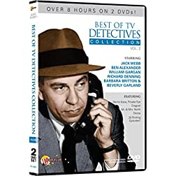 Best of TV Detectives, Vol. 2