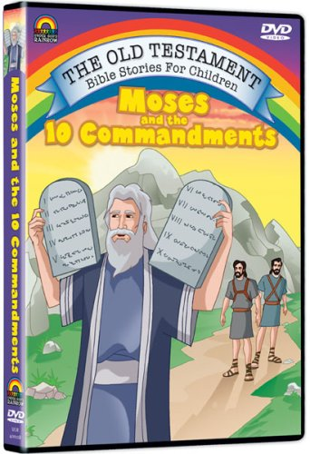 The Old Testament Bible Stories for Children: Moses - The 10 Commandments