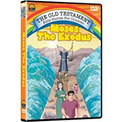 The Old Testament Bible Stories for Children: Moses - The Exodus