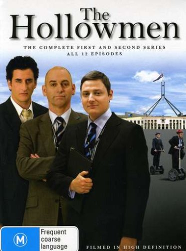 Hollowmen-Series 1 & 2