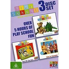 Playschool-Triple Pack 1