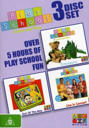Playschool-Triple Pack 1