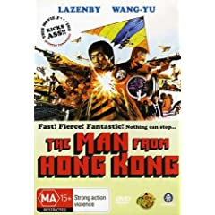 Man from Hong Kong