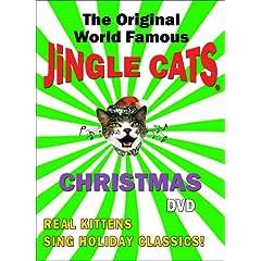 Jingle Cats Christmas DVD