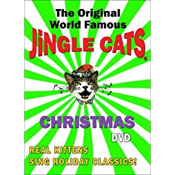 Jingle Cats Christmas DVD