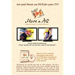 Move n Art - Annette Margulies 200