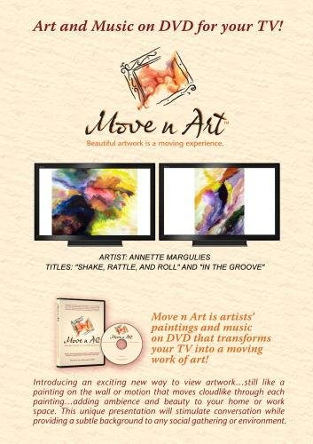 Move n Art - Annette Margulies 200