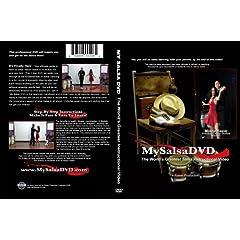 Learn Salsa Dancing 2 Set DVD [HD DVD]