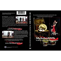 Learn Salsa Dancing 2 Set DVD [HD DVD]