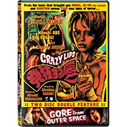 Crazy Lips/Gore From Outer Space (Double Feature - 2 Disc Set)