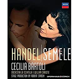 Handel: Semele [Blu-ray]