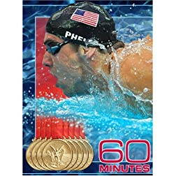 60 Minutes - Michael Phelps (November 30, 2008)