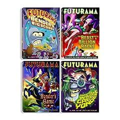 Futurama Movies Collection