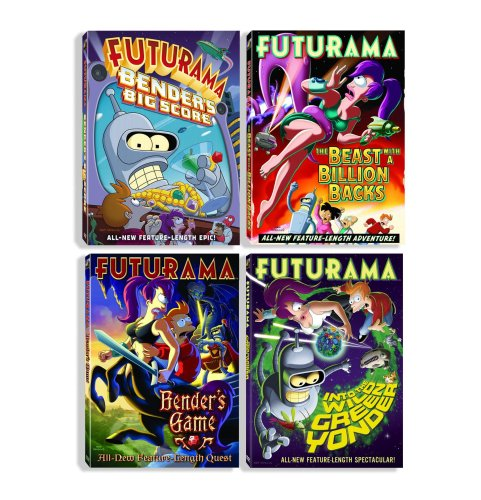 Futurama Movies Collection