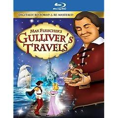 Max Fleischer's Gulliver's Travels [Blu-ray]