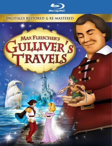 Max Fleischer's Gulliver's Travels [Blu-ray]
