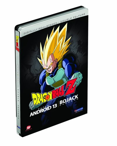 DragonBall Z: Super Android 13/Bojack Unbound