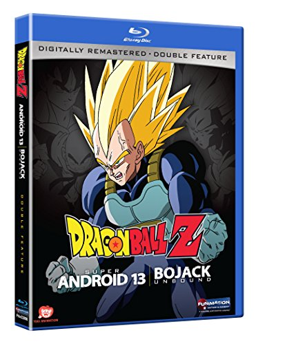 Dragon Ball Z: Android Assault / Bojack Unbound (Double Feature) [Blu-ray]