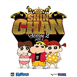 Shin Chan: Season Two, Part One