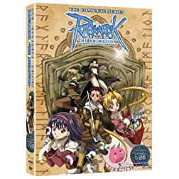 Ragnarok: Complete Series Box Set