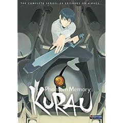 Kurau Phantom Memory: Complete Box Set