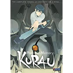 Kurau Phantom Memory: Complete Box Set