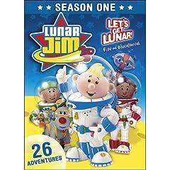 Lunar Jim: Season One 6-DVD Set
