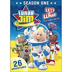 Lunar Jim: Season One 6-DVD Set