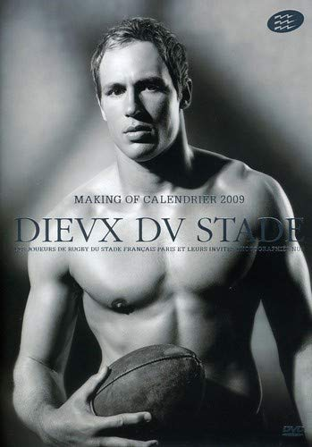 Dieux du Stade 2009 DVD: Making of the Calendar