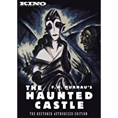 The Haunted Castle (1921)