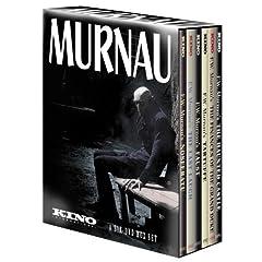 Murnau (Nosferatu / Faust / The Last Laugh / Tartuffe / The Haunted Castle / The Finances of the Grand Duke) (1921-1926)