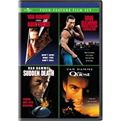 Van Damme Four-Feature Film Set