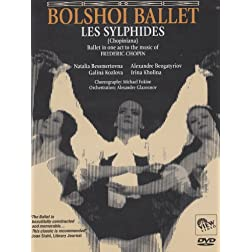 BOLSHOI BALLET:Les Sylphides (Chopiniana)