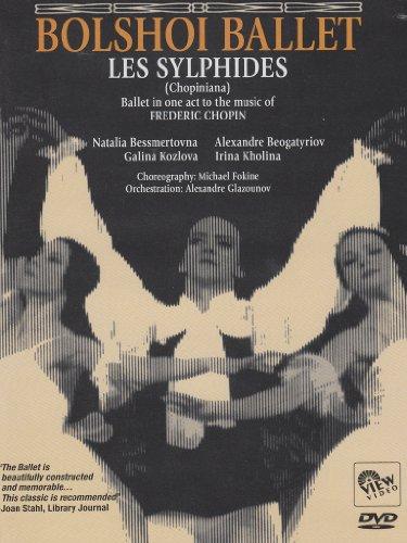 BOLSHOI BALLET:Les Sylphides (Chopiniana)