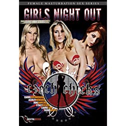 Female Masturbation Sex Series - Girls Night Out - Czech Chicks - Euro XXX Stars