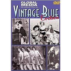 Vintage Blue Erotica