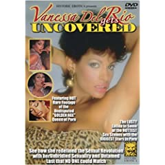 Vanessa Goes Uncovered