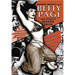 Betty Page The Totally Naked Truth