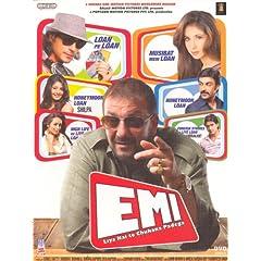 EMI - Liye Hai To Chukana Padega (2008) DVD [Hindi]