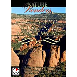 Nature Wonders  COLORADO NATIONAL MONUMENT